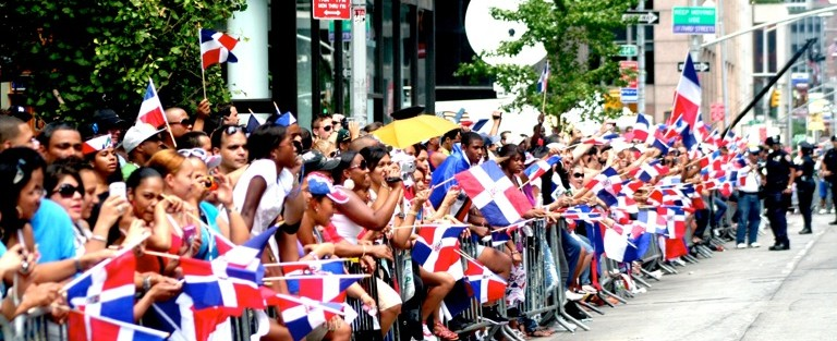 Televisión Dominicana acquires exclusive coverage rights to the Dominican Parade in Manhattan