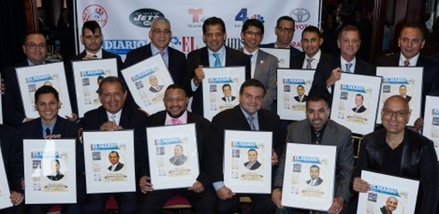 Our CEO Honored in El Diario's EL Awards